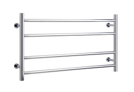 Synergy 4 Bar Heated Towel Ladder Large