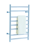Synergy 8 Bar Heated Towel Ladder Small