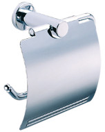 Synergy Toilet Roll Holder with Lid