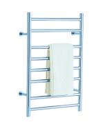Synergy 8 Bar Heated Towel Ladder Small