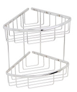Comm Corner Caddy Curved Dble Large