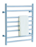 Synergy 8 Bar Heated Towel Ladder Large