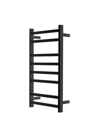 Elan 45S Black Towel Ladder